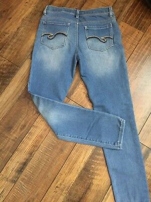 Squeeze Jean Jeggings Size Girls 12 EUC