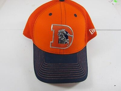5dd7437a DENVER BRONCOS 39THIRTY Black Hat with New Logo - $14.25 | PicClick