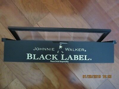 Bar Condiment Trays Johnnie Walker Black Vintage Professional