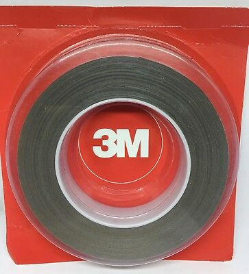 """3M 5453 PTFE Glass cloth Tape 1"""" x 36 yards - 25.4 mm x 32.9 metres NEW FREE PP"""