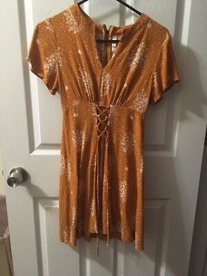 Clothing lot women or juniors size small dresses, cardigan, romper, jeans & tees