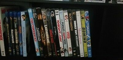 DVD's and Blu-Ray's BLOW OUT SALE BUY  2 GET 1 FREE *** (see description)