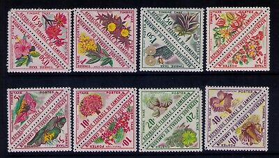 French Cameroun Postage Due Stamps # J1-J3 MH COLOR VAR.
