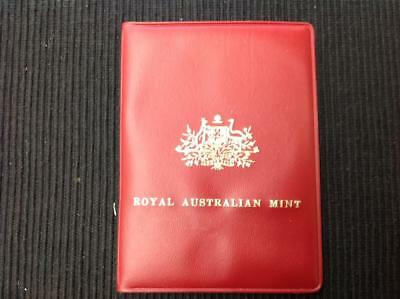 1971 Australia Uncirculated/Mint Set Nice Coins Red Case