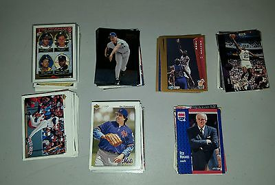 Lot of Mixed Assortment of Baseball and Basketball cards.