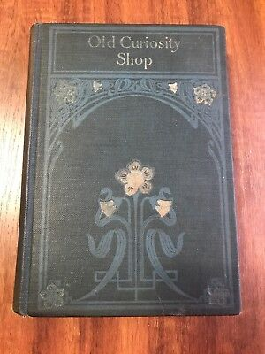 Antique Old Curiosity Shop By Charles Dickens- Very Rare!
