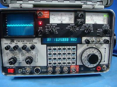 IFR 1200S Service Monitor With Options 1, 4, 10