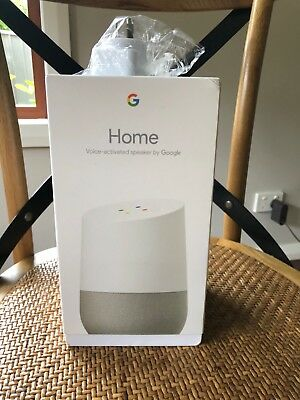 Google Home Speaker - White Slate