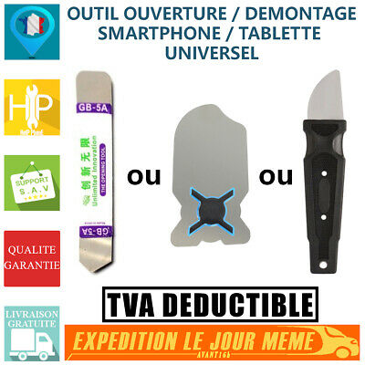 Spatule Lame Demontage Outil Ouverture Smartphone Tablette Ipad Samsung Iphone