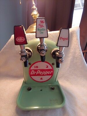Dr Pepper Vintage Very Rare Dime Store Soda Fountain