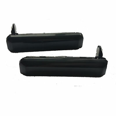 2Pcs Outside Exterior Door Handle Front Left & Right For 86-94 Nissan D21 Pickup