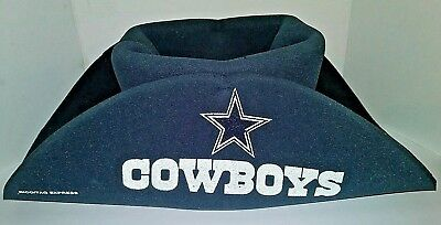 6ba0a9217625f Dallas Cowboys Giant Foam Hat Tailgate NFL Novelty Team Logo Playoff Game  Day