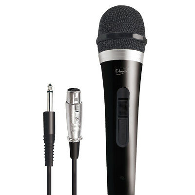 Mic1 Vocal Dynamic Handheld Cardioid Microphone 10ft Detachable XLR Audio Cable