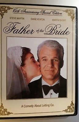 Father of the Bride (DVD, 2005, 15TH Anniversary Edition) (A2)
