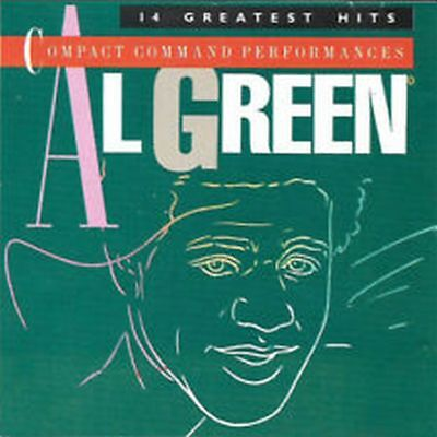 Compact Command Performances 14 Greatest Hits by Al Green Motown NEW sealed
