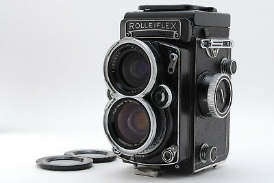 [Exc+++++] Rolleiflex Wide Rollei TLR Camera Distagon 55mm F4 from japan #984