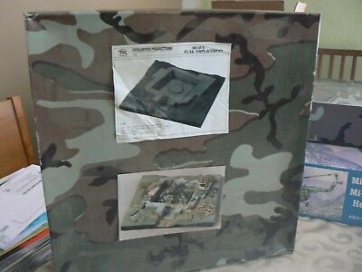 Verlinden Very rare 1/35th scale Heavy Flak Emplacement new in the box