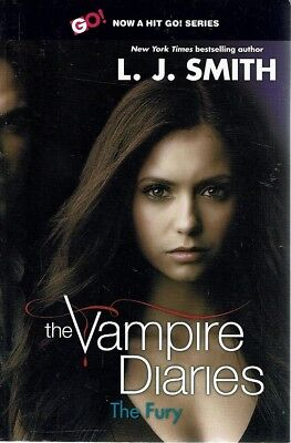 The Vampire Diaries- The Fury. Volume III by Smith L. J - Book - Paperback
