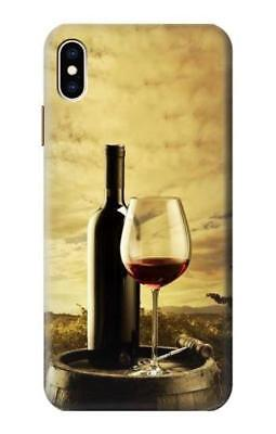 S2042 A Grape Vineyard Grapes Bottle Wine Case for IPHONE Samsung Smartphone ETC