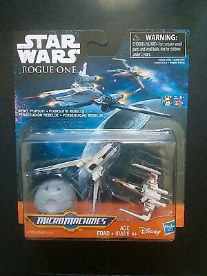 Star Wars Rogue One Rebel Pursuit Micromachines Brand New Sealed