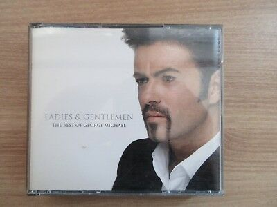 George Michael ‎– Ladies & Gentlemen Rare Korea Orig CD 1998