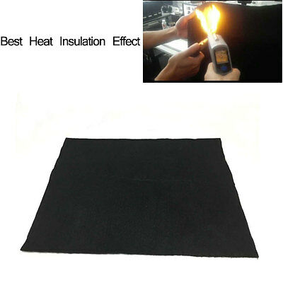 Carbon Fiber Welding Blanket torch shield plumbing heat sink slag fire felt T