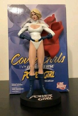 Cover Girls of the DC World Power Girl big boob Statue