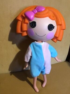 Lalaloopsy Sunny Side Up Full Size Doll Now Retired Orange HaIr VGC
