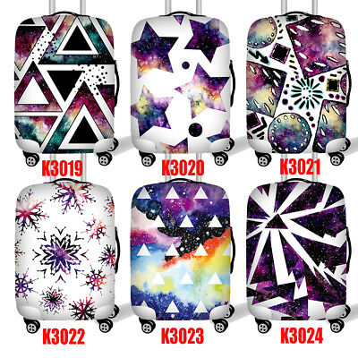 Galaxy Elastic Travel Dustproof Suitcase Luggage Cover Protect 18 20 22 24 26 28