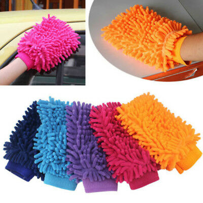 9407 Clean Cleaning Supplies Brushing GSS Gloves Car Washing Glove