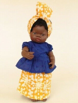 West African Dolls clothes(for ~38cm tall dolls)-Doll not included, can be