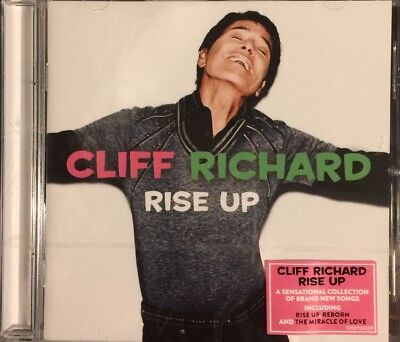 Cliff Richard Rise Up Cd - New Release November 2018