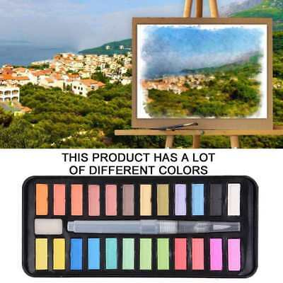 Aquarelle Acrylic Paint Set Oil Painting Solid Watercolor Paintbrush Pigment