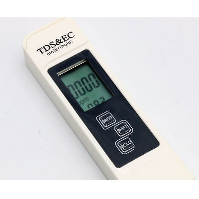 Digital TDS&EC PPM Meter Filter Pen Temp Stick Water Purity Quality Tester UK