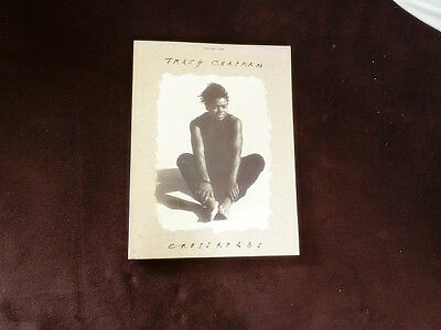 """Tracy Chapman Partitions """"CROSS ROADS"""" piano-vocal-guitar"""