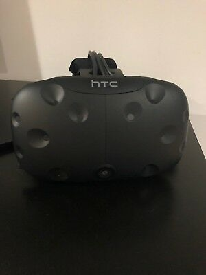 Original HTC Vive VR Headset and 3-in-1 cable only