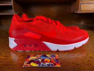 NIKE AIR MAX 90 ULTRA 2.0 FLYKNIT MEN NEW With BOX !!!!