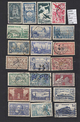 Stamps  Lot France Used (L33055)