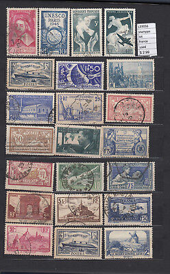 Stamps  Lot France Used (L33056)