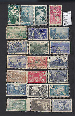 Stamps  Lot France Used (L33057)