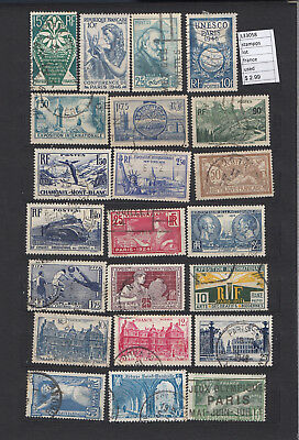 Stamps  Lot France Used (L33058)