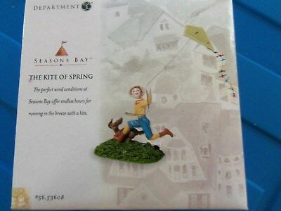 Department 56, Season Bay, A Kite for Spring, accessory