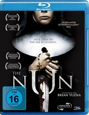 THE NUN (2015) - BLU RAY - Region B/UK - Anita Briem - La Monja