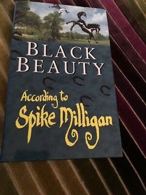 Spike Milligan - Black Beauty According to Spike Milligan - (Hardback, 1996)