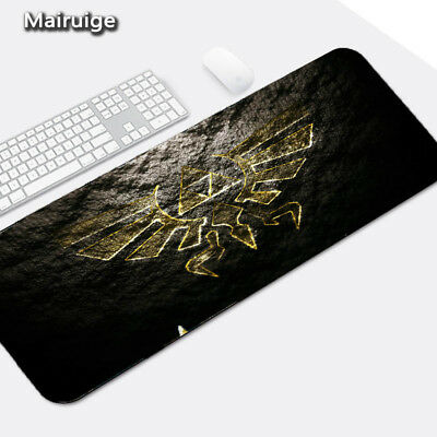 Mairuige® The Legend Of Zelda Pattern Game Size 300x800 MousePad Gaming MousePad
