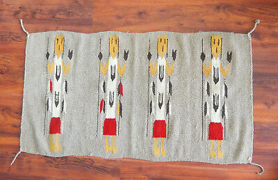 Native American Rug   yei pattern