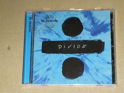 Ed Sheeran: Divide (÷) CD