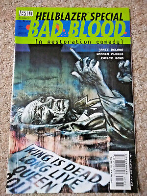 HELLBLAZER SPECIAL: BAD BLOOD # 3 (2000) DC COMICS (NM Condition)