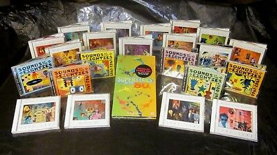 Very Nice! TIME LIFE 25 cd Lot SOUNDS Of The 80s Set EIGHTIES Collection