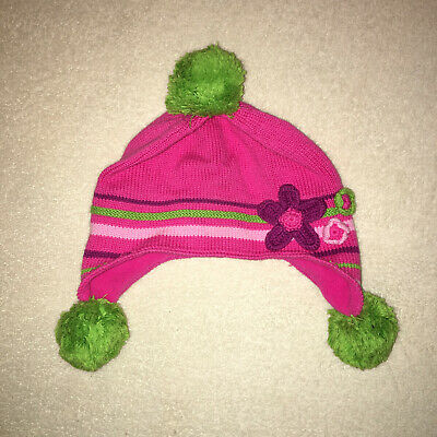 6c713de371e Hanna Andersson NWT NEW White Toddler Girls OS Baseball Cap Hat Bow JK1.   6.99 Buy It Now 20d 8h. See Details. Hanna Andersson Girls Size Large Pom  Pom ...